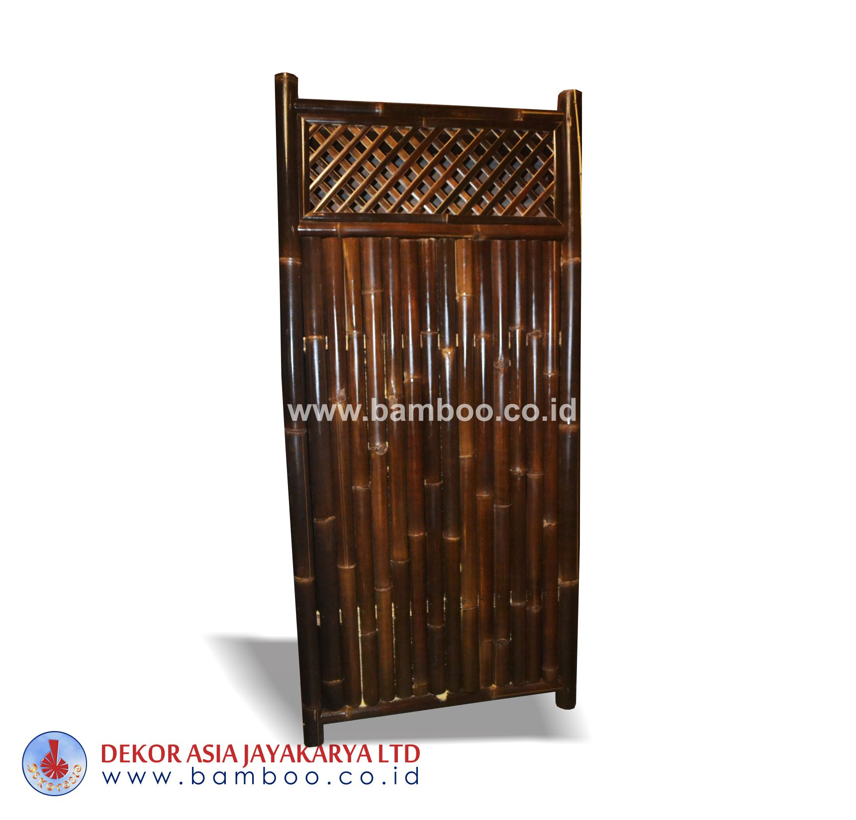 Matting Bamboo Fences Combinations